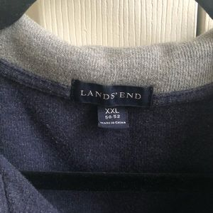 Lands'end pullover sweater